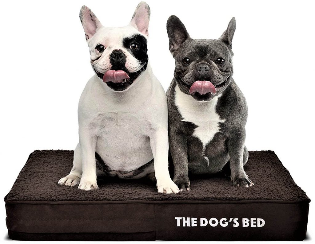 The Dog's Bed Orthopedic Dog Be