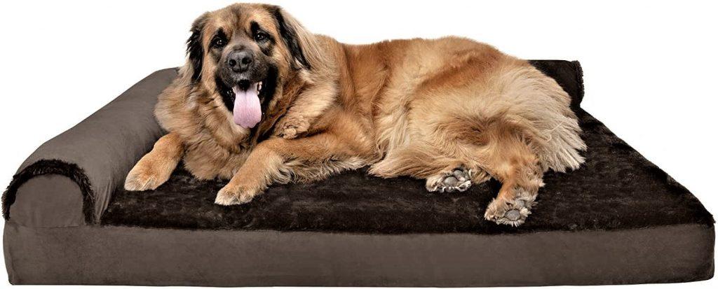 Furhaven Pet Dog Medium Small Dog Beds